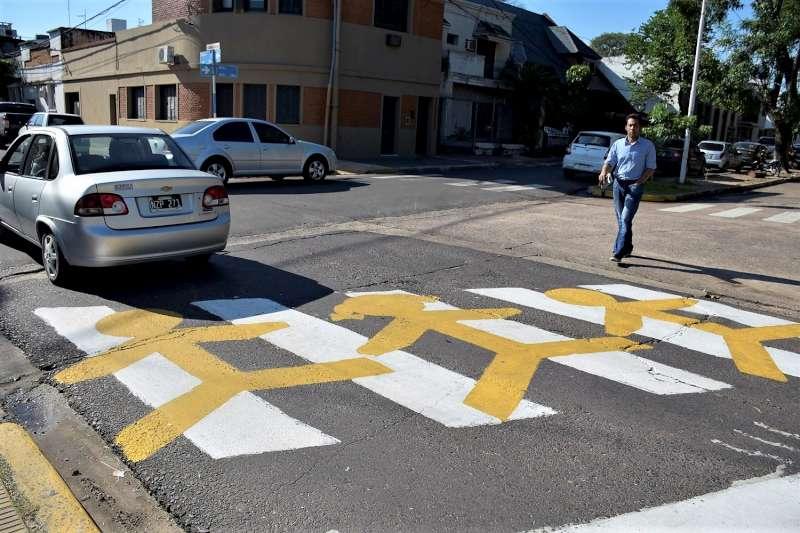 Seguridad vial en las escuelas: la Municipalidad trabaja junto a padres, docentes y directivos