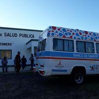 El Banco de Sangre realizará colectas en Perugorría y Capital