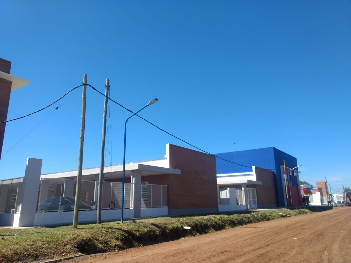 El gobernador Valdés encabeza la inauguración Del ciclo lectivo en una nueva escuela de Santa Lucia