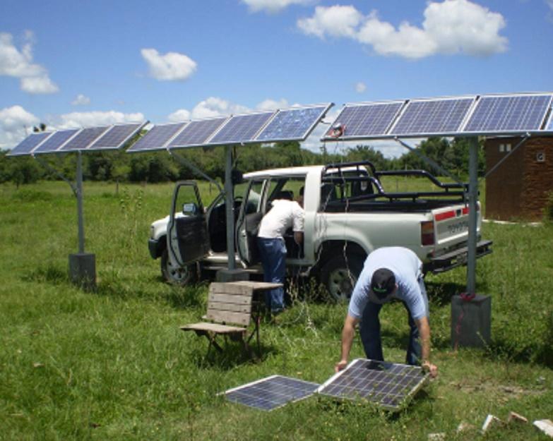 La UNNE acompaña proyecto de electrificación solar fotovoltaica en escuelas rurales de Corrientes