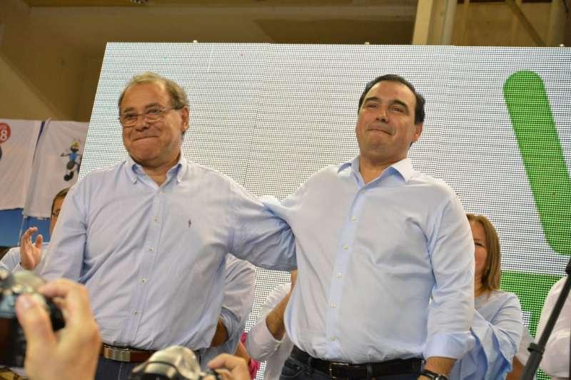 """Tassano: """"Seguiremos trabajando palmo a palmo y vamos a ganar este 2 de junio"""""""