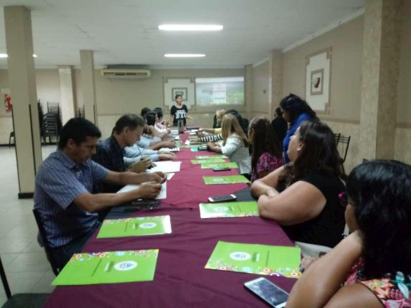 Moulia realizó la primera reunión del año con su gabinete