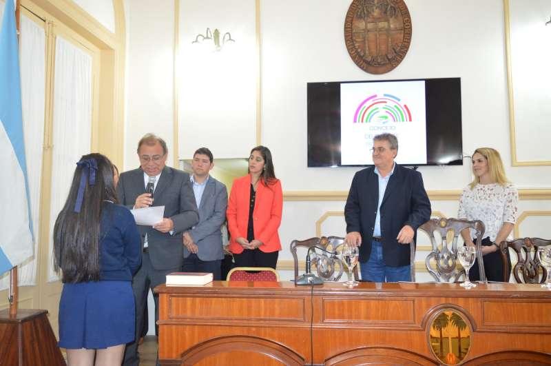 Nueva edición del Concejo Deliberante Estudiantil