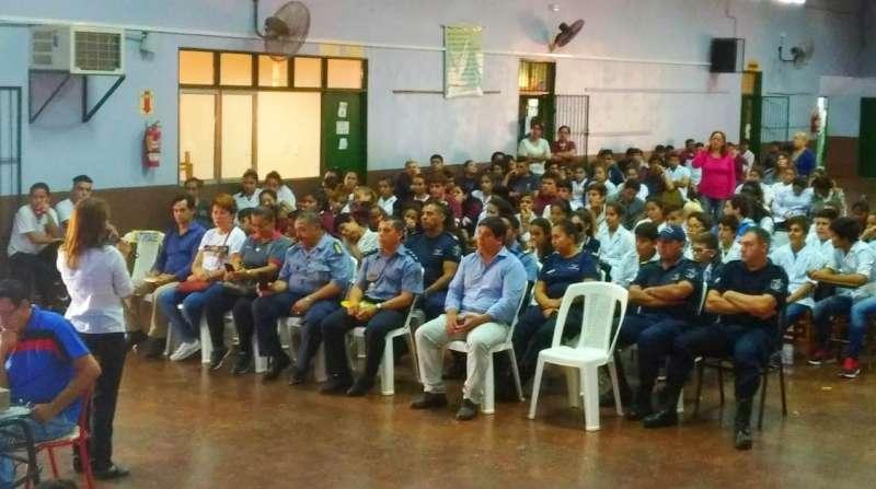 Salud realizó un taller sobre ofidios en San Carlos