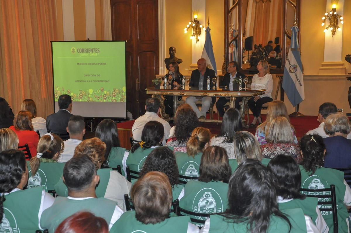 Se lleva a cabo en Corrientes el 7° Encuentro Regional de Juntas Evaluadoras y Certificadoras de Discapacidad del NEA