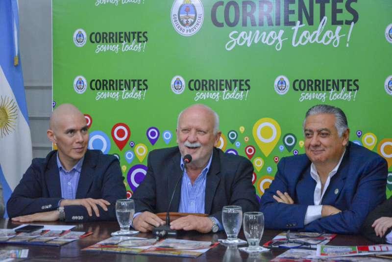 Se presentó en Corrientes la 44° Fiesta Nacional del Surubí de Goya