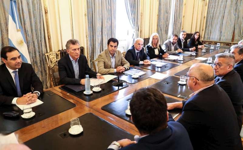El gobernador Valdés se reunió con el presidente Macri y evaluaron el avance del Plan Costero de Corrientes
