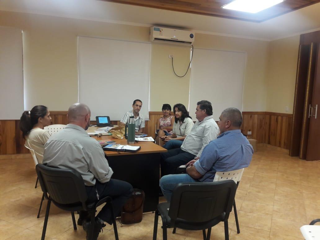 Renatre Corrientes en la Mesa Cuatripartita Forestal