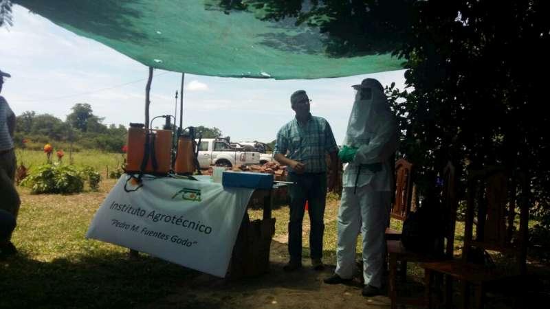 La UNNE asesora a productores en la implementación de Buenas Prácticas Agrícolas