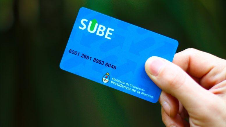 Se encuentran disponibles múltiples opciones para cargar saldo en la tarjeta SUBE