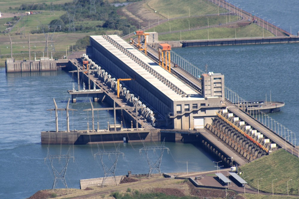 Estado de situacióndel río Paraná al día lunes 8 de abril de 2019