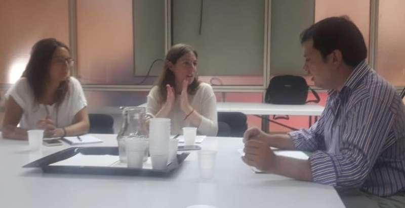 Reunión con UNICEF en Buenos Aires para avanzar con el programa en Corrientes