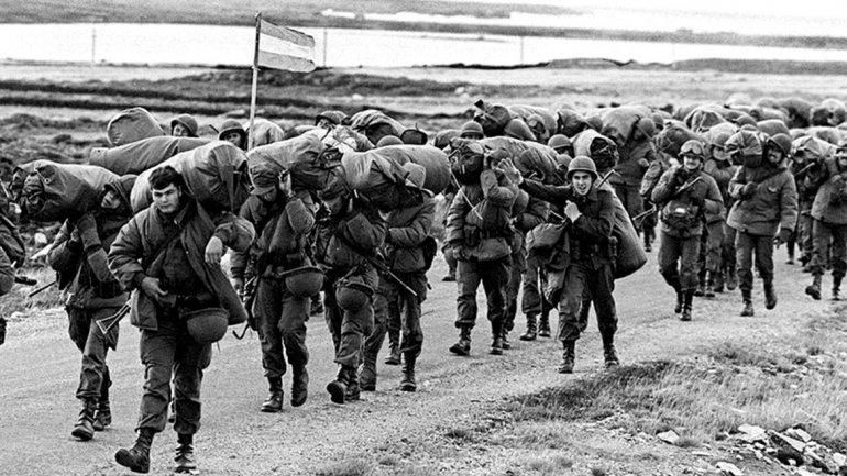 Una guerra improvisada, entre las razones de tantos soldados del NEA en Malvinas