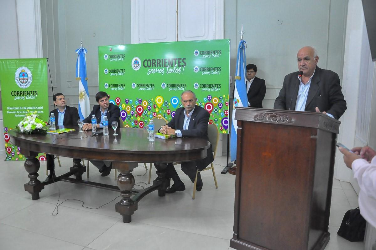 CDI de Capital, Mburucuyá y Esquina se sumaron al Plan Nacional de Primera Infancia