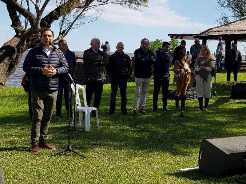 El Gobernador anunció más obras y la creación de una Tecnicatura en Turismo para la comuna