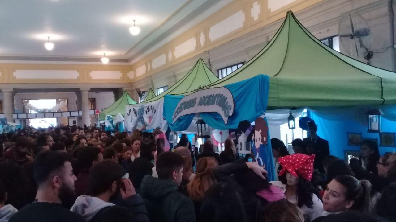 Mas de 250 niños de los CDI Provinciales participaron en la Expo Patria