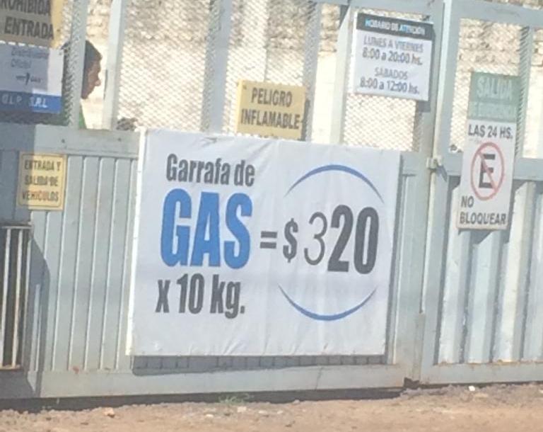 Garrafas: aplicarán fuertes sanciones por incumplimiento en los precios