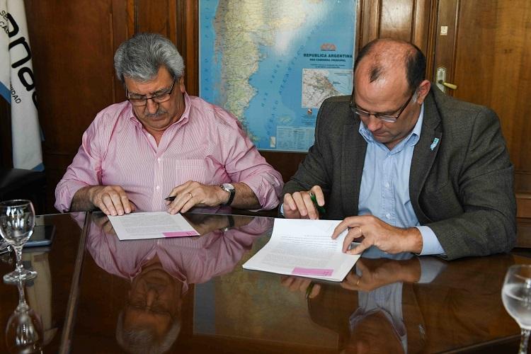 RENATRE y SENASA trabajan juntos para mejorar la calidad del empleo