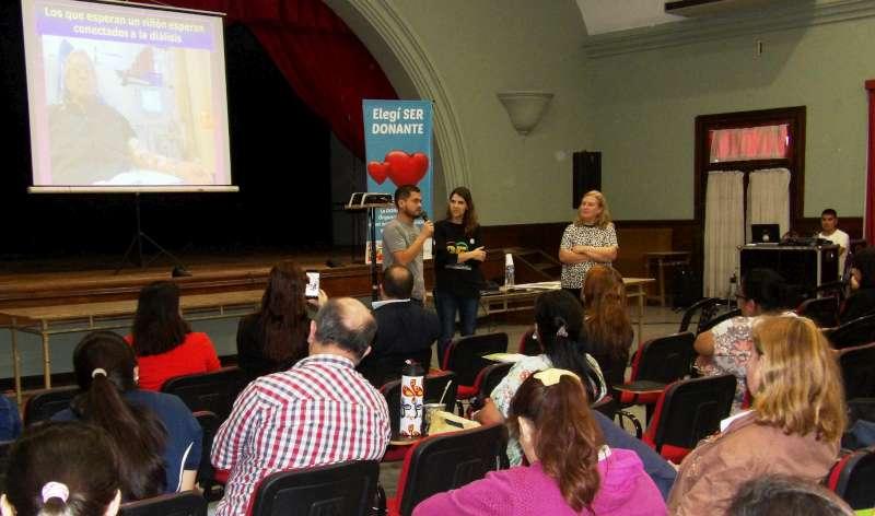 Unos 600 docentes participaron de la Primera Jornada Educativa del CUCAICOR