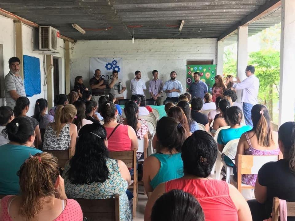 """Entre marzo y abril, el programa """"Empleo Joven Corrientes Somos Todos"""" llegó a 15 localidades"""