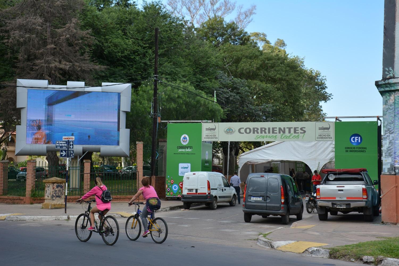 Masiva concurrencia en la primera jornada de la Expo Hecho en Corrientes