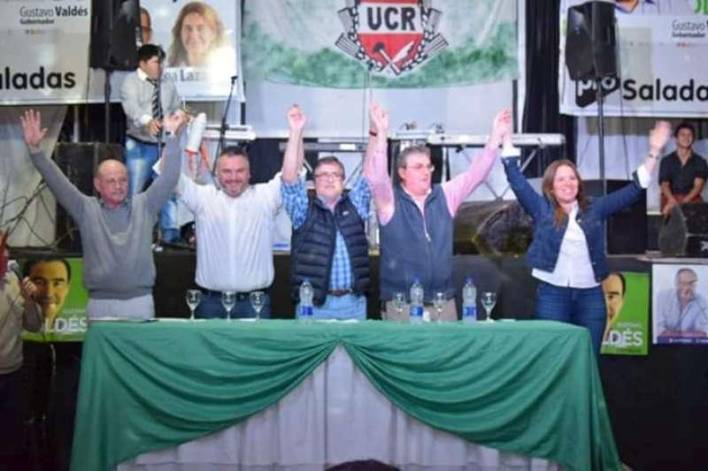 ECO le baja el telón a la campaña y con el resultado electoral Valdés buscará profundizar la industrialización de Corrientes