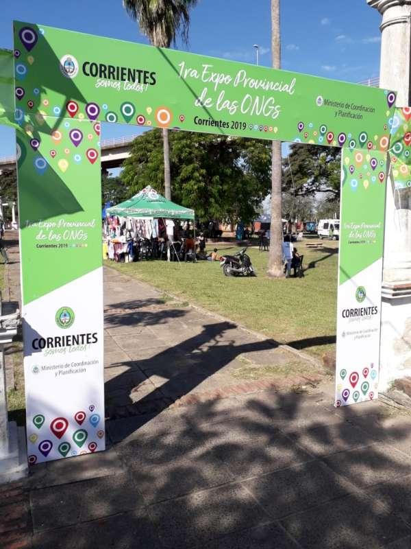 Con más de cuarenta fundaciones y asociaciones dio inicio la Primer Expo de ONG