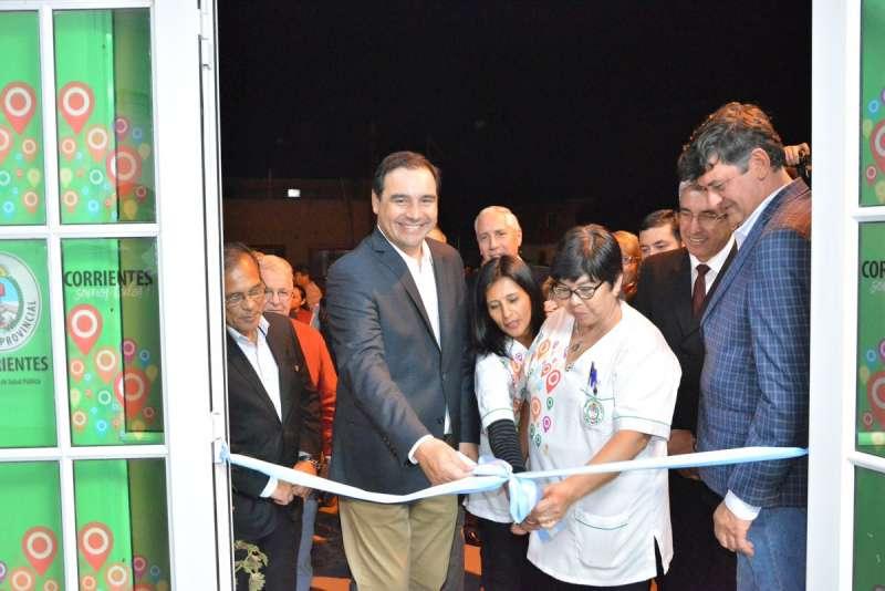 Cardozo destacó el fortalecimiento de la atención primaria de la salud en Corrientes