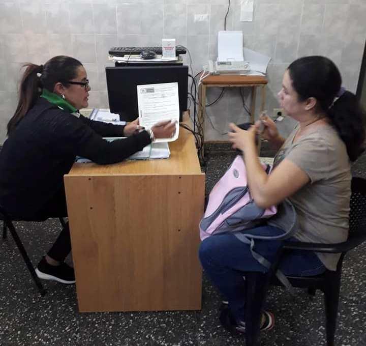 Continúan las evaluaciones en el interior para la entrega de Certificados Únicos de Discapacidad