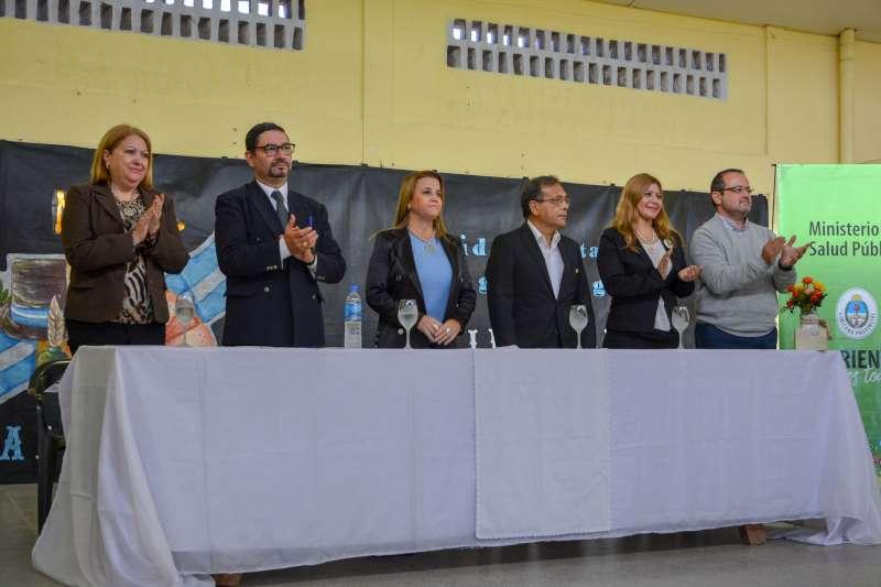 El Gobierno Provincial lanzó la Campaña de Vacunación Escolar 2019