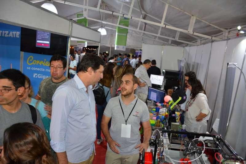 Expo Hecho en Corrientes, emprendedores resaltaron la oportunidad de mostrar sus producciones