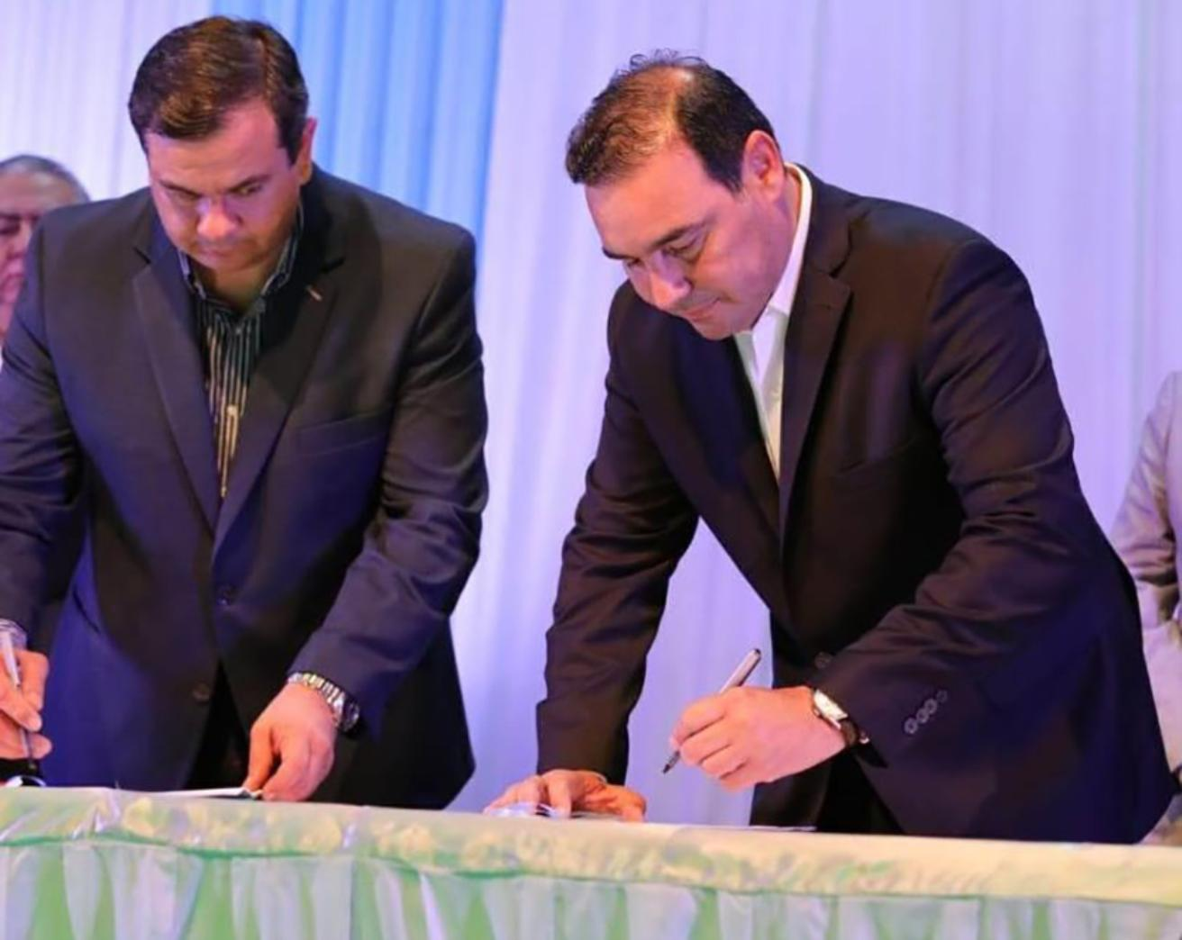 Valdés y el gobernador del departamento paraguayo de Misiones firmarán este lunes acta de entendimiento bilateral