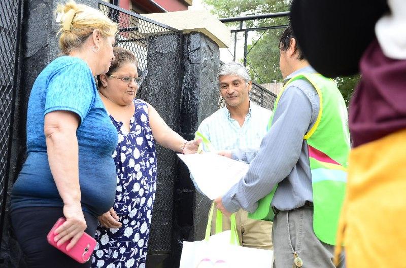 La Municipalidad instala puntos verdes fijos en las delegaciones barriales