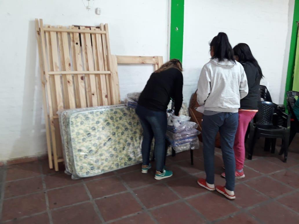 Desarrollo Social regresó con más recursos a familias de Itatí