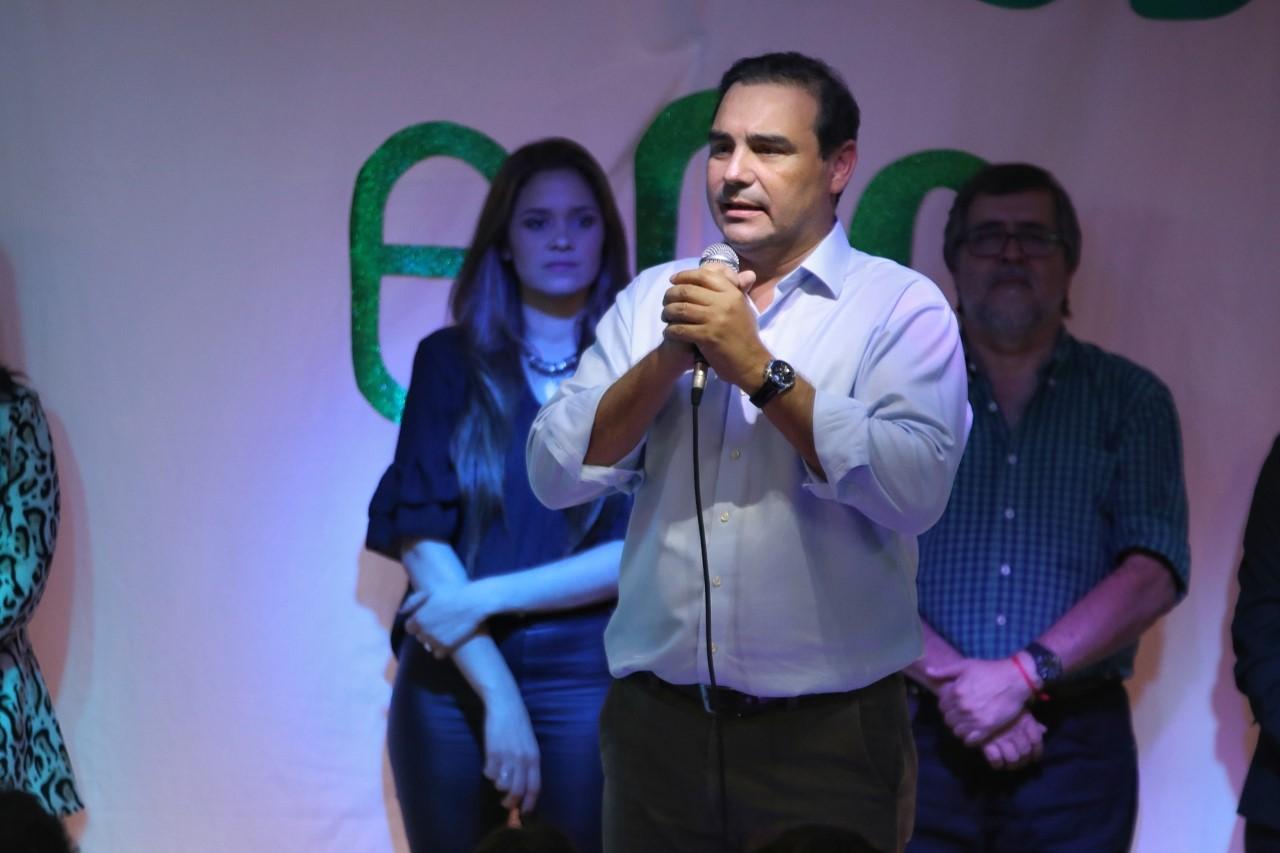 Encuentro por Corrientes volvió a demostrar su fortaleza con un imponente acto en Mercedes