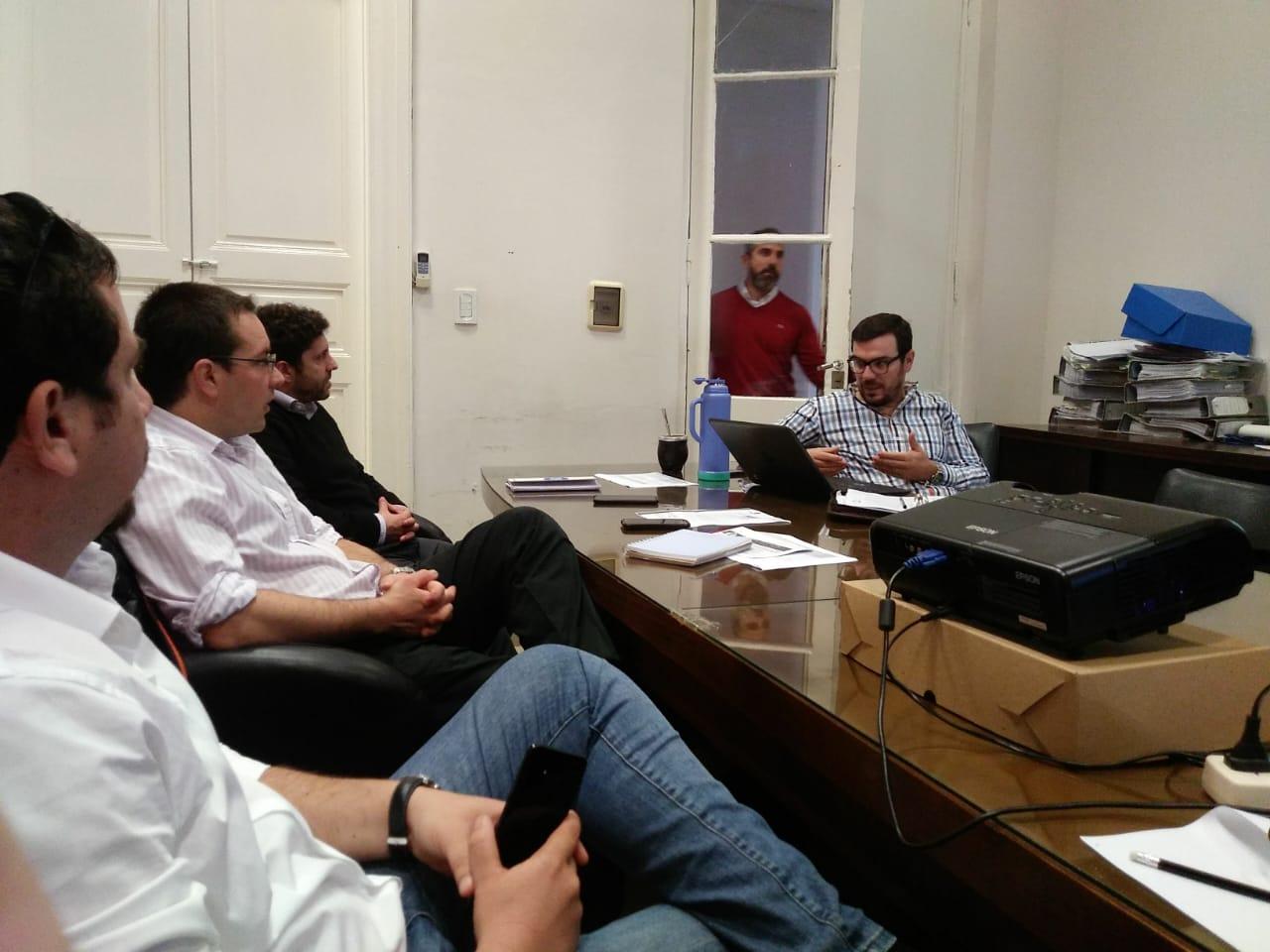 Avanzan las reuniones en torno al Programa de Eficiencia Energética