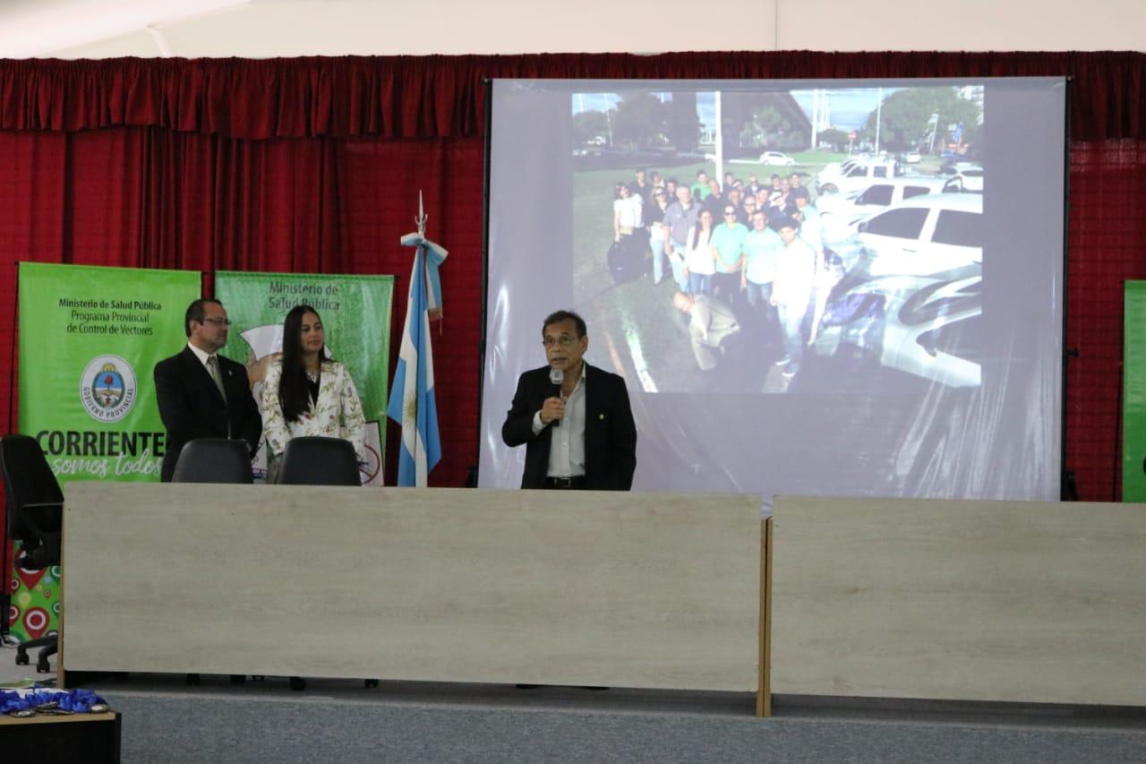 Salud Pública reconoció a quienes trabajaron para que Corrientes logre la Certificación Libre de transmisión vectorial del mal de chagas
