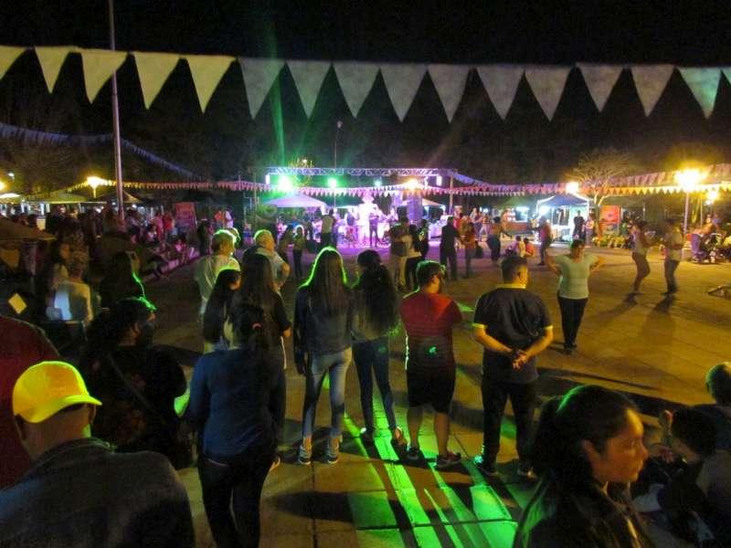 Masivo acompañamiento de las familias en el Encuentro de Ferias Francas
