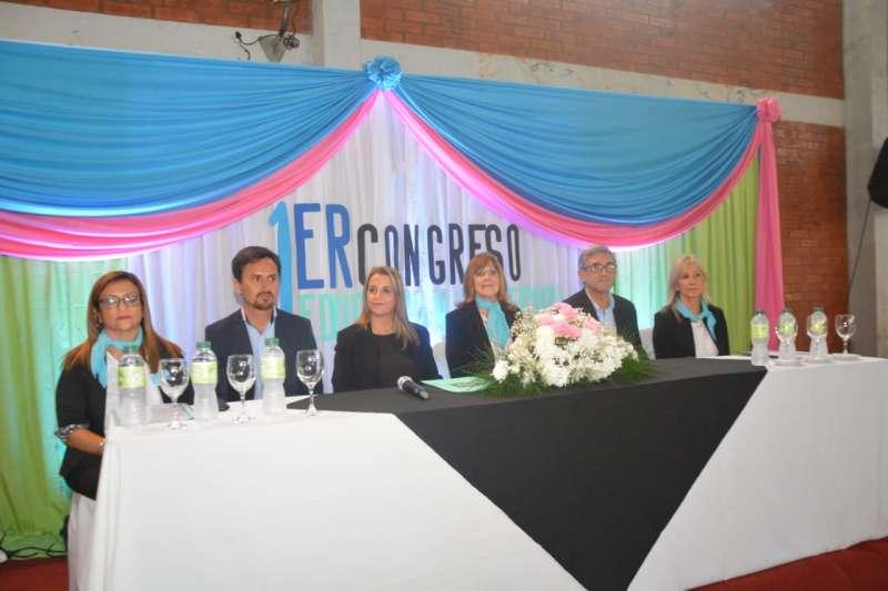 Primer Congreso Internacional de Educación Especial y entrega de equipamiento a Escuelas de la Cruz