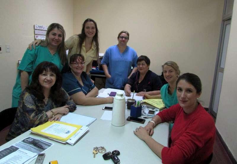 El Servicio de Quemados del Pediátrico, un centro de referencia de la región