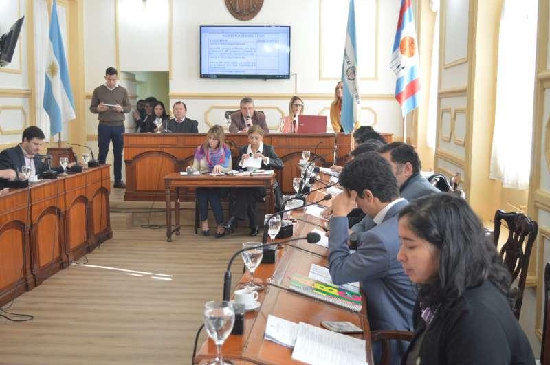 El HCD concretó su 11º sesión ordinaria