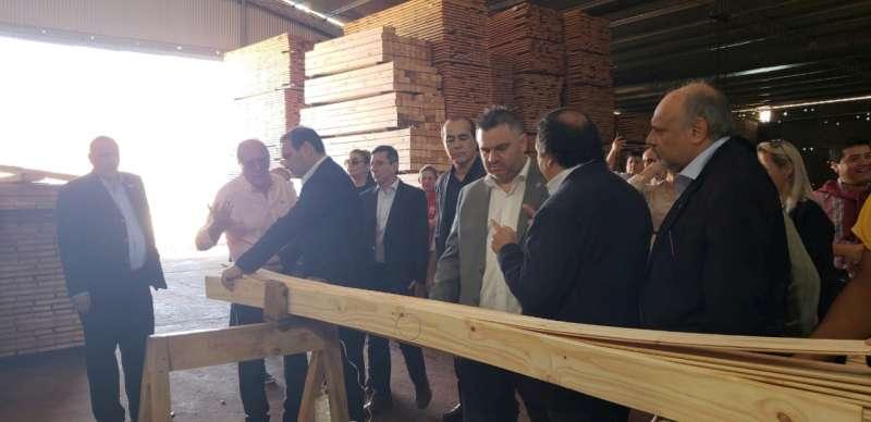 Corrientes será sede de un seminario de exportaciones forestoindustriales