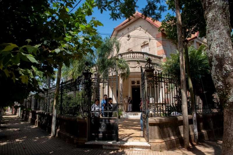 Joya arquitectónica de Corrientes amenazada por el deterioro