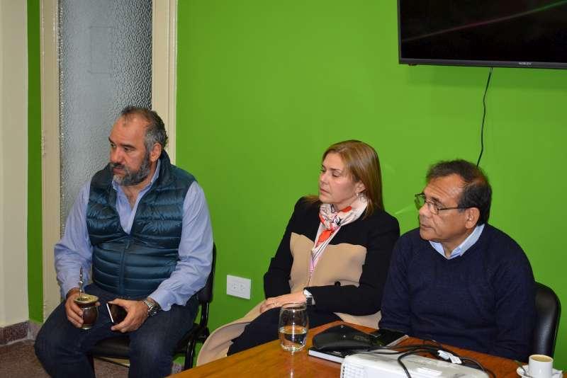 Continúan trabajando en el plan maestro de ampliación y refacción del hospital Pediátrico