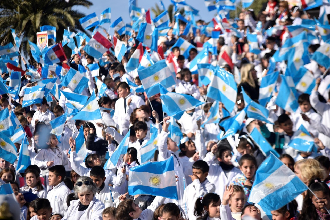 Paso de la Patria celebrará el día de la bandera