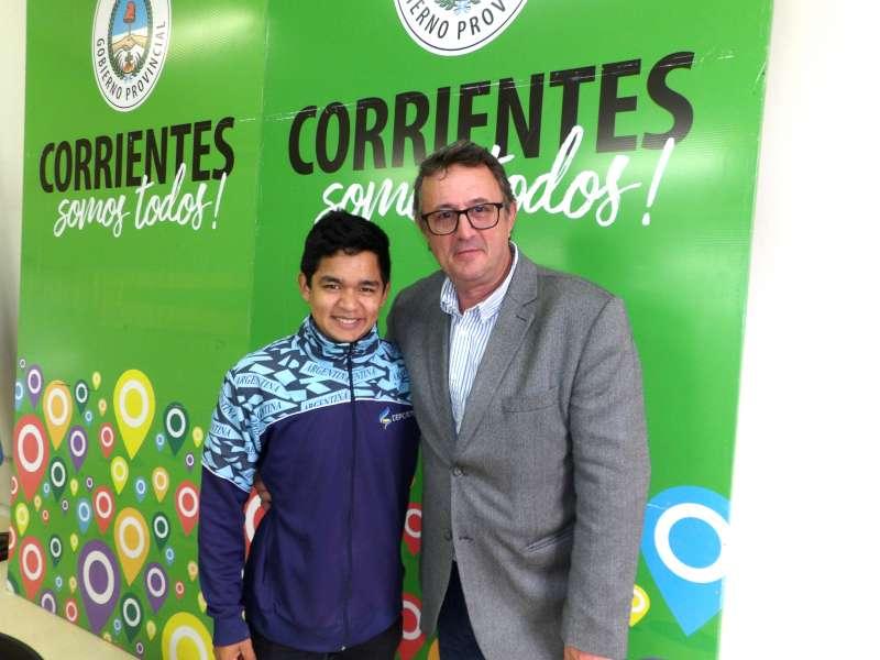 Jonathan Leyes viaja a Cuba con la Selección Argentina Juvenil