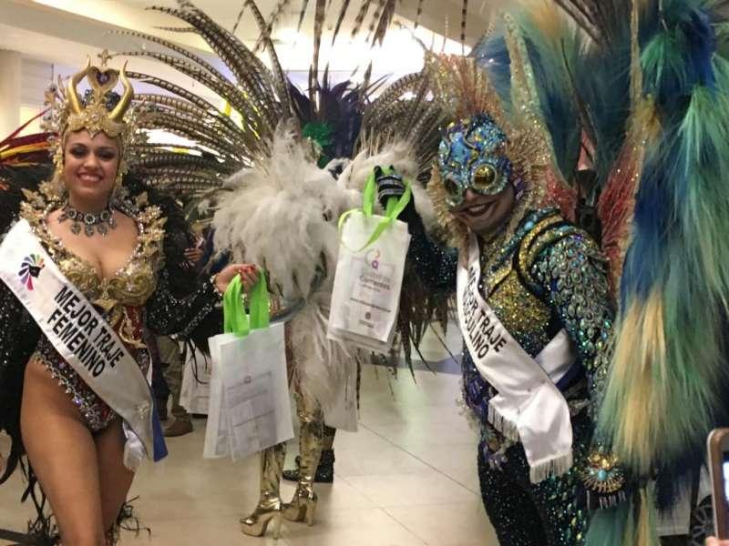 Con diversas actividades y shows en vivo, la Municipalidad promociona el carnaval