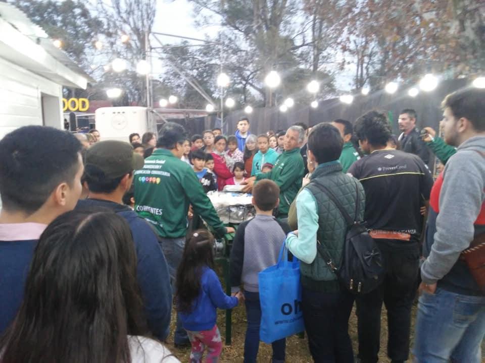 Desarrollo Social despertó gran interés del público con el Ecopunto