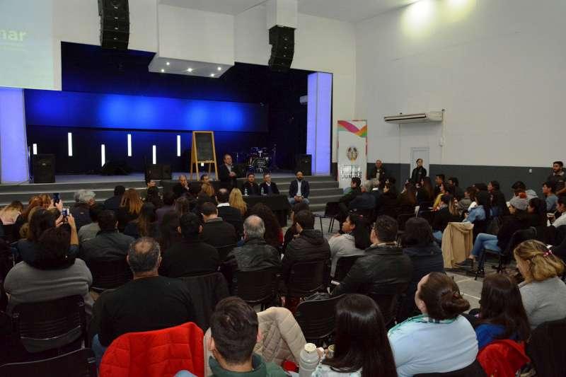 La Municipalidad, con iglesias evangélicas, contra el consumo problemático