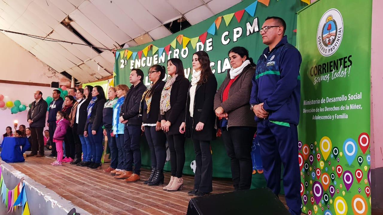 Multitudinaria presencia de niños y jóvenes en 2do Encuentro Provincial de Centros de Promoción del Menor